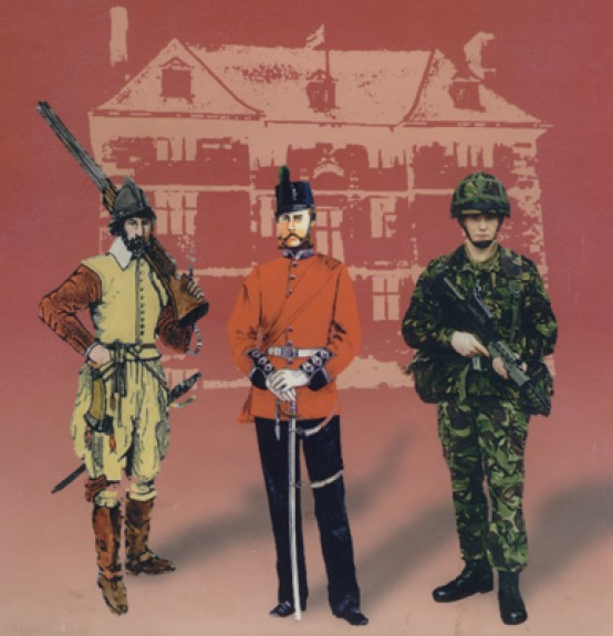 The Regiment through the ages